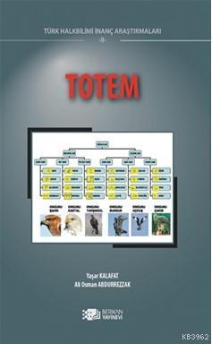 Totem; Halk Bilimi İnanç Araştırmaları 2