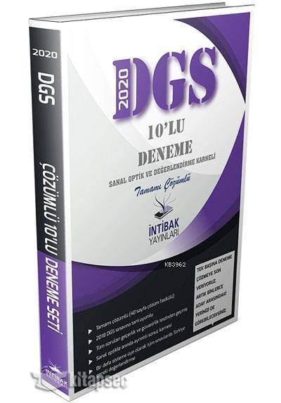 DGS 10 Li Deneme 2020