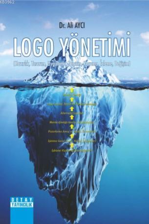 Logo Yönetimi; Hazırlık, Tasarım, Uygulama, Tanıtım, Koruma, İzleme, Değişim