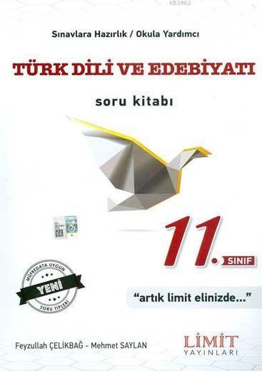 Limit Yayınları 11. Sınıf Türk Dili ve Edebiyatı Soru Kitabı Limit