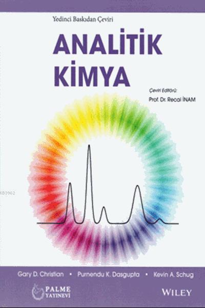 Analitik Kimya; Yedinci Baskıdan Çeviri
