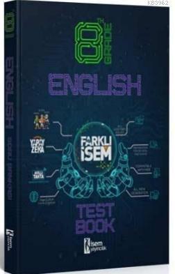 İsem 2021 8.Sınıf Farklı İsem İngilizce Soru Bankası İsem Yayıncılık