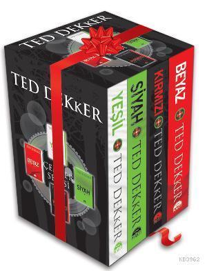 Ted Dekker - Çember Serisi - 4 Kitap
