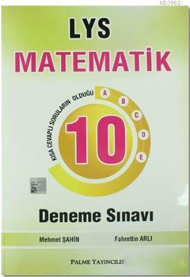 LYS Matematik 10 Deneme Sınavı