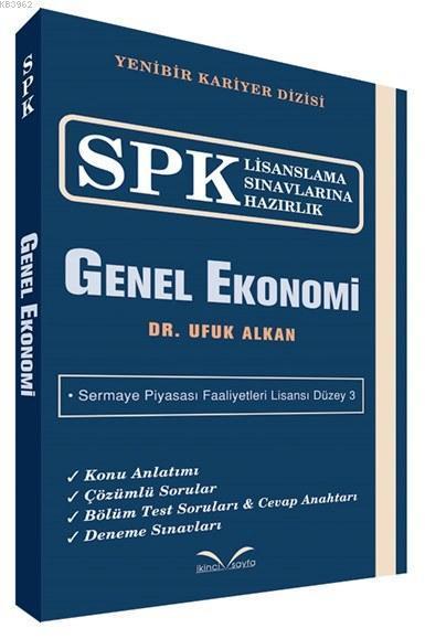 Genel Ekonomi; SPK Lisanslama Sınavlarına Hazırlık