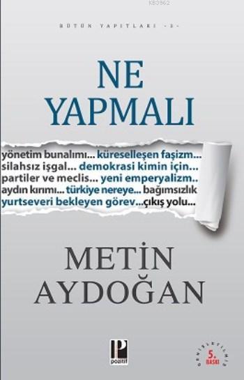 Türkiye Üzerine Notlar; 1919 - 2015