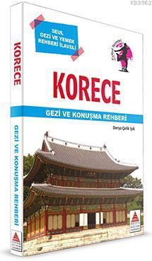 Delta Kültür Yayınları Korece Gezi ve Konuşma Rehberi Delta Kültür