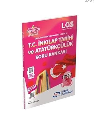 LGS T.C. İnkılap Tarihi ve Atatürkçülük Soru Bankası Defter Serisi (3464)