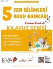 KVA Kılavuz Serisi 5.Sınıf Fen Bilimleri Soru Bankası