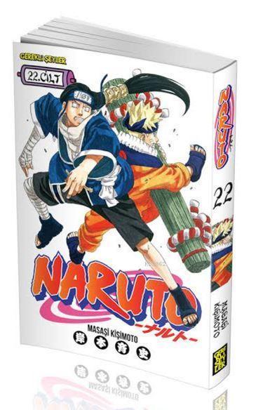 Naruto Cilt 22: Reenkarnasyon