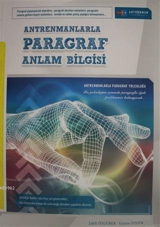 Antrenman Yayınları Antrenmanlarla Paragraf ve Anlam Bilgisi Antrenman