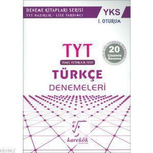 YKS 1.Oturum TYT Türkçe 20 Çözümlü Deneme