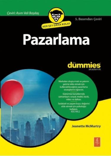 Pazarlama for Dummies; Marketing for Dummies