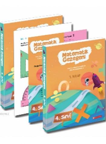 Matematik Gezegeni 4. Sınıf; (2+1 set)