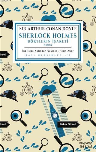 Dörtlerin İşareti - Sherlock Holmes