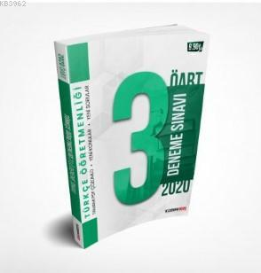 Kozmik Oda Yayıncılık 2020 ÖABT Türkçe Öğretmenliği PDF Çözümlü 3 Deneme