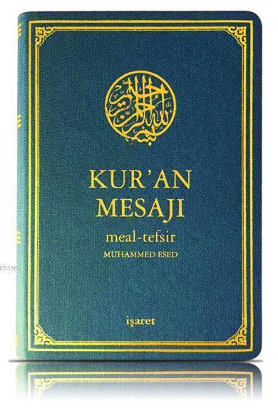 Kur'an Mesajı Küçük Boy Mushafsız