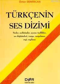 Türkçe'nin Ses Dizimi