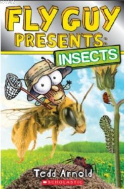 Fly Guy Presents: Insects (Fly Guy #)