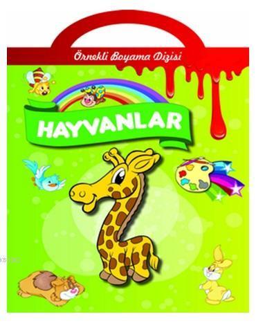 Örnekli Boyama - Hayvanlar