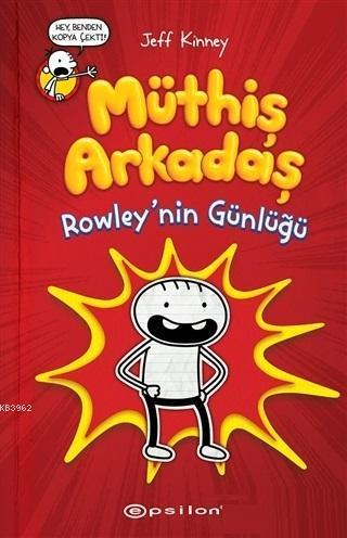Müthiş Arkadaş Rowley'nin Günlüğü