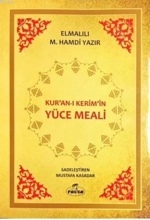 Kur'an-ı Kerim'in Yüce Meali