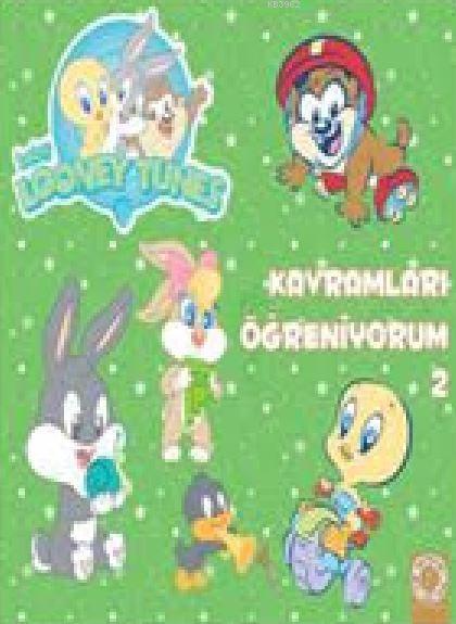 Kavramları Öğreniyorum 2 - Baby Looney Tunes