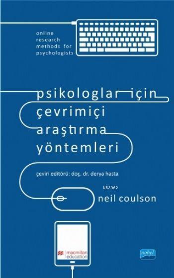 Psikologlar İçin Çevrimiçi Araştırma Yöntemleri