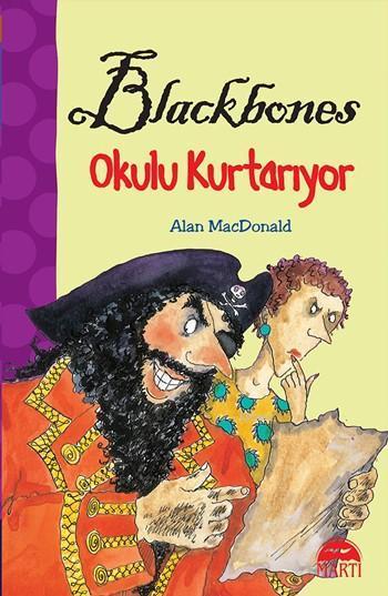 Blackbones Okul Kurtarıyor; Oxford İlk Okuma Serisi
