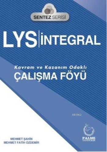 LYS Sentez Serisi İntegral Çalışma Föyü