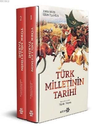 Türk Milletinin Tarihi; (2 Cilt Takım Kutulu)