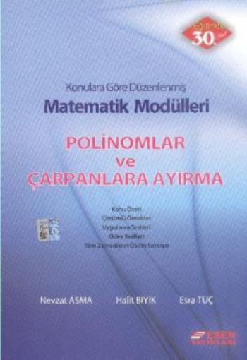 Matematik Modülleri Polinomlar ve Çarpanlara Ayırma