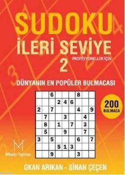 Sudoku İleri Seviye 2; Profesyoneller İçin