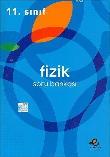 Endemik Yayınları 11. Sınıf Fizik Soru Bankası Endemik
