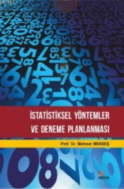 İstatistiksel Yöntemler ve Deneme Planlaması