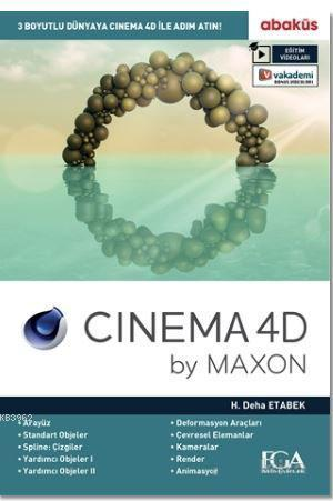 Cinema 4D; By Maxon