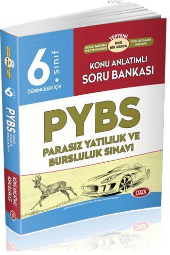 PYBS 6. Sınıf Konu Anlatımlı Soru Bankası