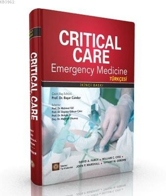 Critical Care Emergency Medicine (Türkçesi)