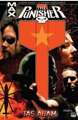 The Punisher Max Cilt 7 - Aralık 2016 Taş Adam