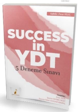 Success in YDT İngilizce Çek Kopart 5 Deneme Sınavı