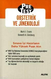 Pretest Obstetrik ve Jinekoloji