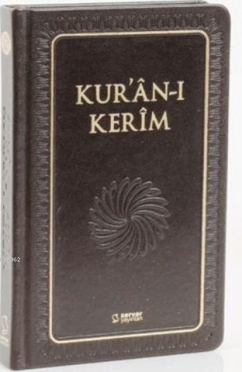 Feyzü'l Furkan Kur'an-ı Kerim - Cep Boy - Deri Cilt