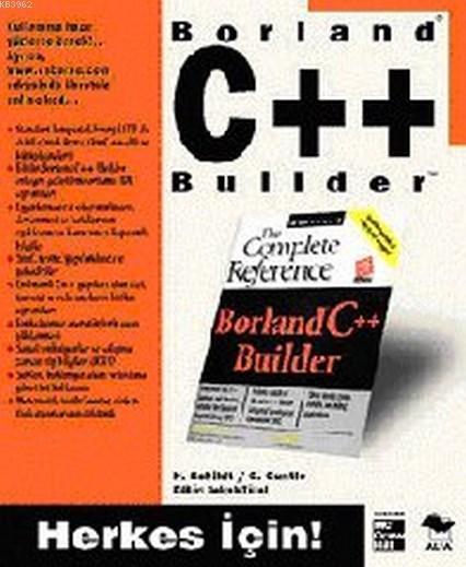 Borland C++ Buılder; Herkes İçin