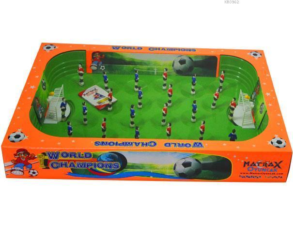Akçiçek Matrax Futbol Oyunu:015