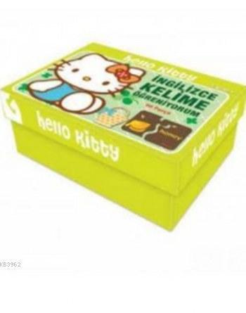 Hello Kitty İngilizce Kelime Öğreniyorum (96 Parça)