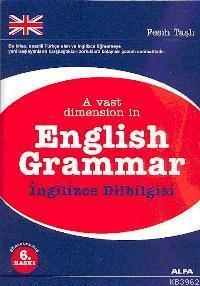 A Vast Dimension English Gramer; İngilizce Dilbilgisi