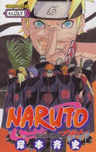 Naruto Cilt 41