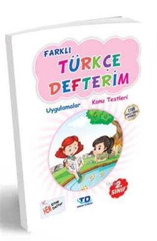 2. Sınıf Farklı Türkçe Defterim