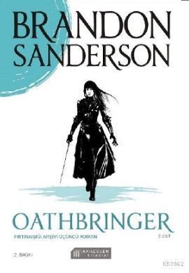 Oathbringer - Fırtınaışığı Arşivi Üçüncü Roman - 2 Cilt