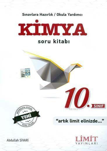 Limit Yayınları 10. Sınıf Kimya Soru Kitabı Limit